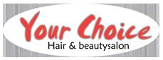 Kapsalon Your Choice Logo